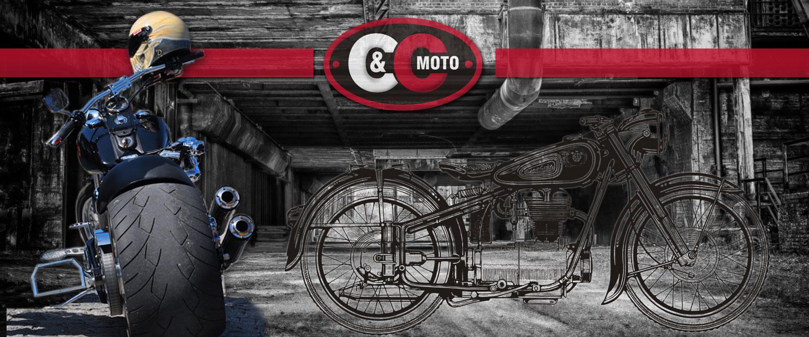Náhradní díly a příslušenství pro motocykly