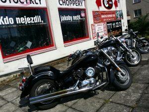 motorky CC Moto CZ