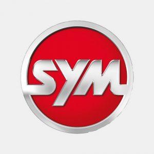 SYM logo motorky cc moto plzeň