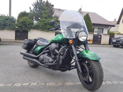 KAWASAKI VN 1700 CRUISER MOTO CHOPPER