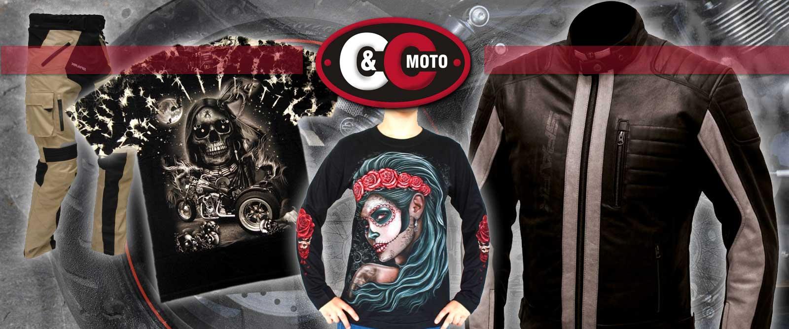 Oblečení pro motorkáře